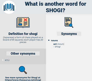 shogi, synonym shogi, another word for shogi, words like shogi, thesaurus shogi