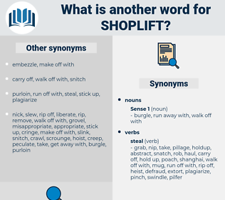 shoplift, synonym shoplift, another word for shoplift, words like shoplift, thesaurus shoplift