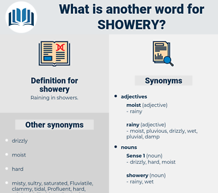 showery, synonym showery, another word for showery, words like showery, thesaurus showery