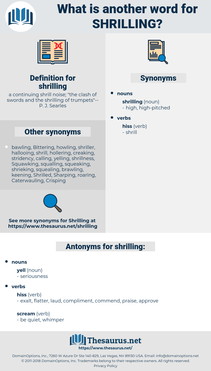shrilling, synonym shrilling, another word for shrilling, words like shrilling, thesaurus shrilling