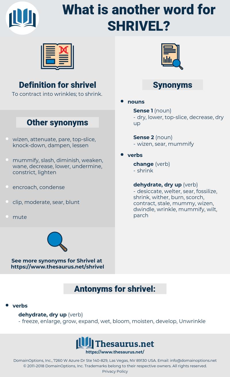 shrivel, synonym shrivel, another word for shrivel, words like shrivel, thesaurus shrivel