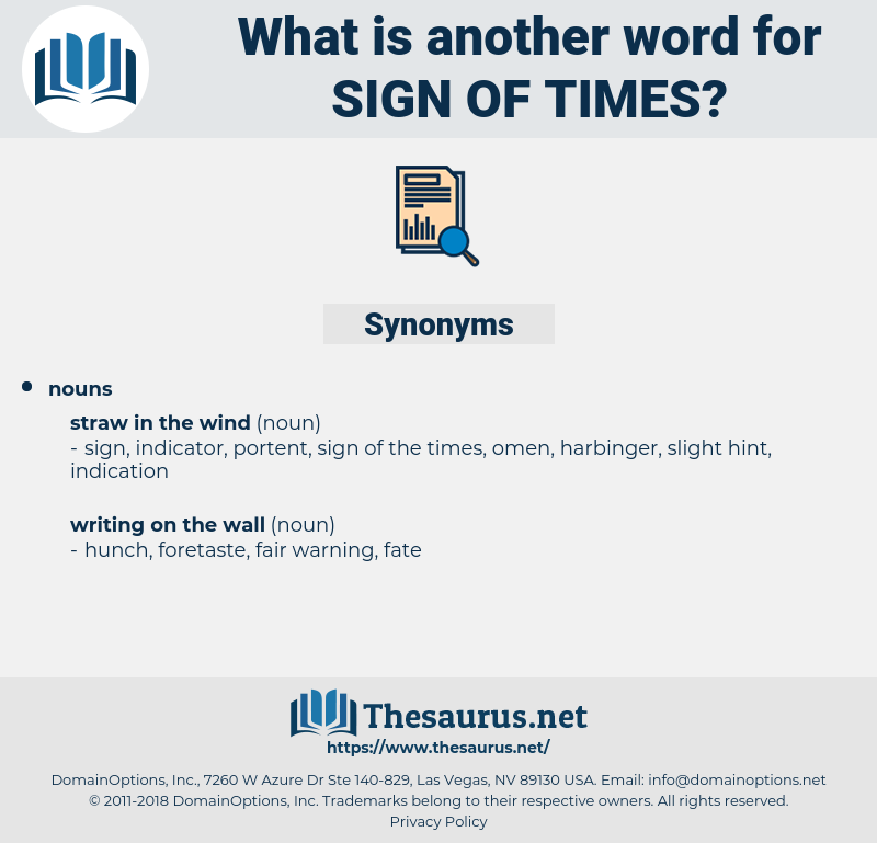 sign of times, synonym sign of times, another word for sign of times, words like sign of times, thesaurus sign of times