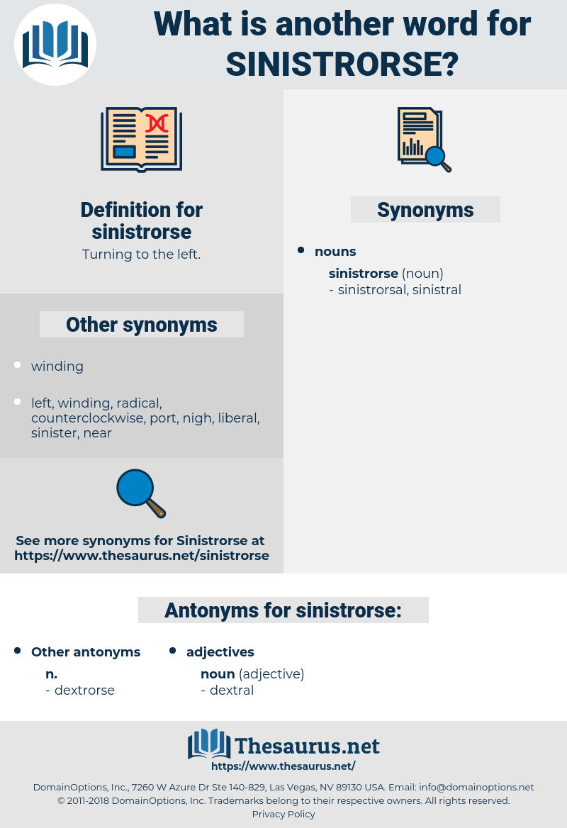sinistrorse, synonym sinistrorse, another word for sinistrorse, words like sinistrorse, thesaurus sinistrorse