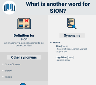 sion, synonym sion, another word for sion, words like sion, thesaurus sion