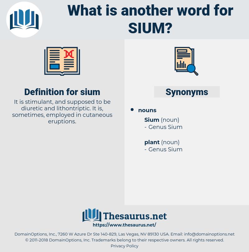 sium, synonym sium, another word for sium, words like sium, thesaurus sium