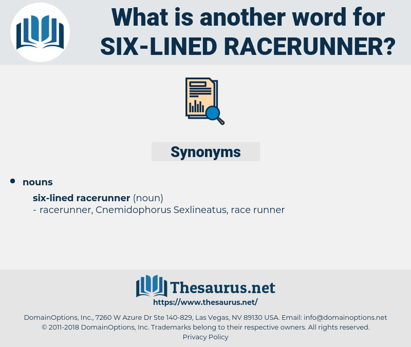 six-lined racerunner, synonym six-lined racerunner, another word for six-lined racerunner, words like six-lined racerunner, thesaurus six-lined racerunner
