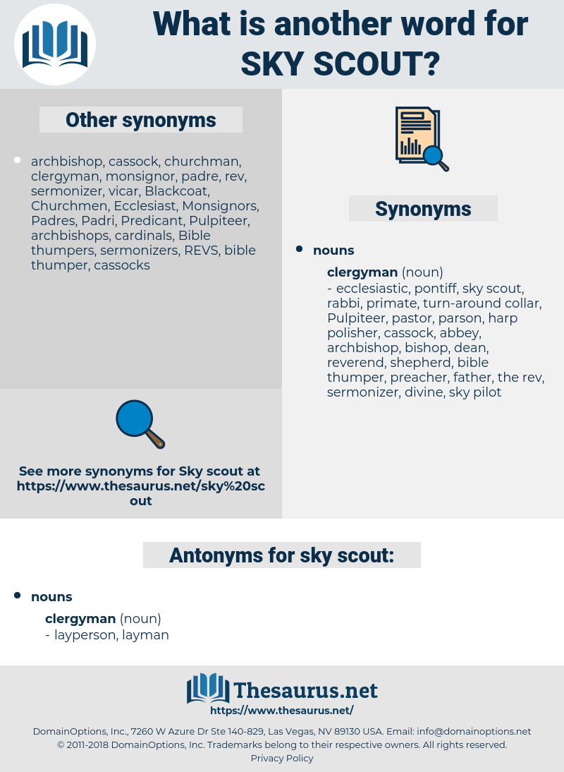 sky scout, synonym sky scout, another word for sky scout, words like sky scout, thesaurus sky scout