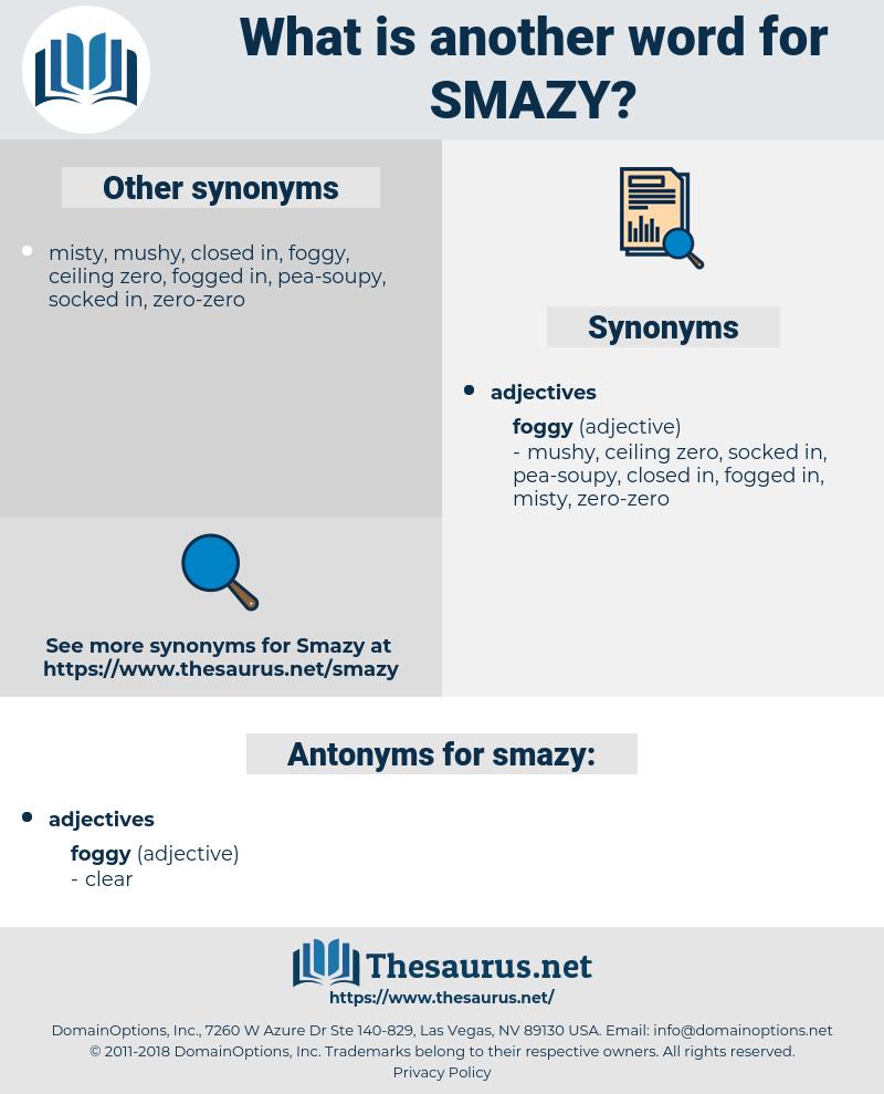 smazy, synonym smazy, another word for smazy, words like smazy, thesaurus smazy