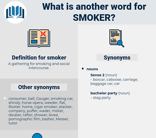 smoker, synonym smoker, another word for smoker, words like smoker, thesaurus smoker