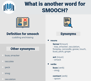 smooch, synonym smooch, another word for smooch, words like smooch, thesaurus smooch