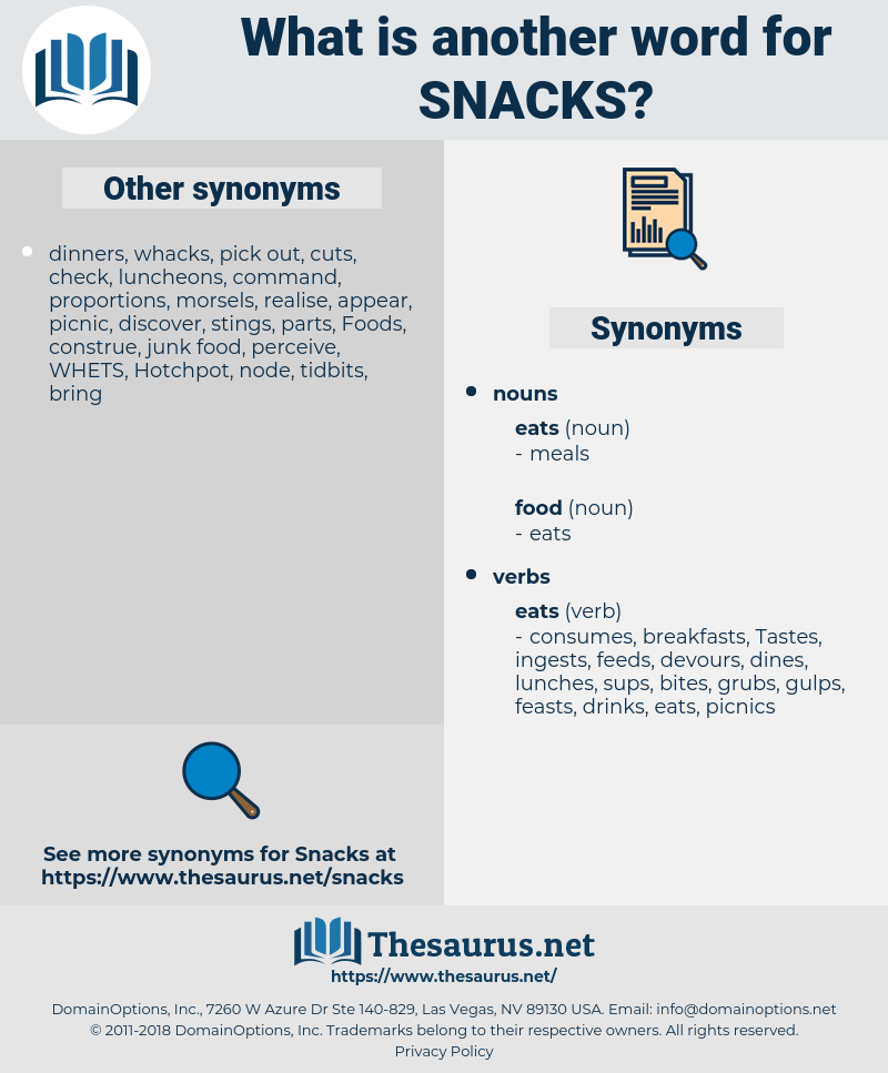 snacks, synonym snacks, another word for snacks, words like snacks, thesaurus snacks