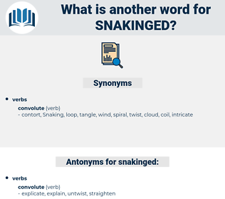 snakinged, synonym snakinged, another word for snakinged, words like snakinged, thesaurus snakinged