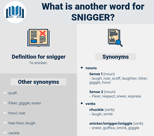 snigger, synonym snigger, another word for snigger, words like snigger, thesaurus snigger