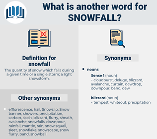 snowfall, synonym snowfall, another word for snowfall, words like snowfall, thesaurus snowfall