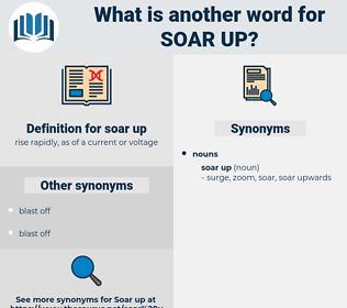 soar up, synonym soar up, another word for soar up, words like soar up, thesaurus soar up