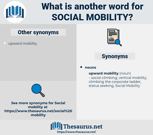 Social Mobility, synonym Social Mobility, another word for Social Mobility, words like Social Mobility, thesaurus Social Mobility