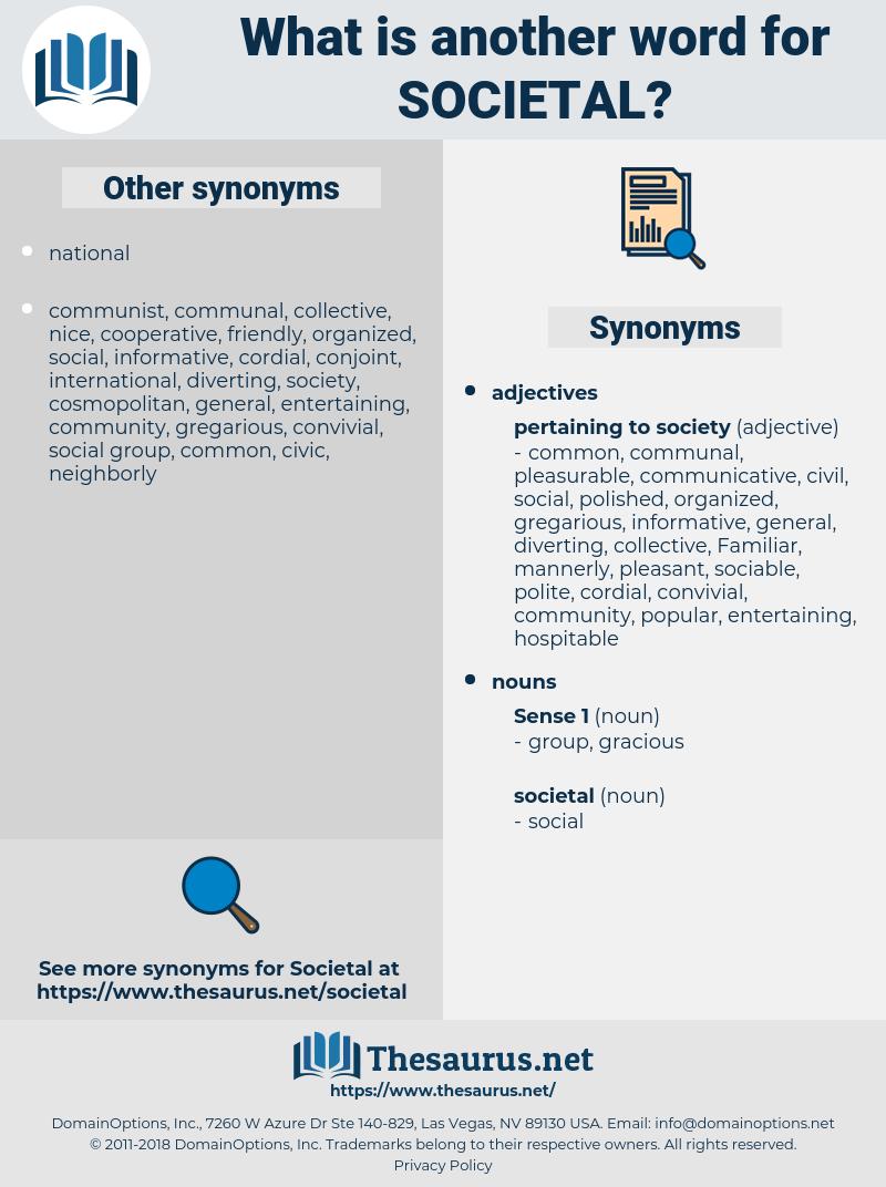 societal, synonym societal, another word for societal, words like societal, thesaurus societal