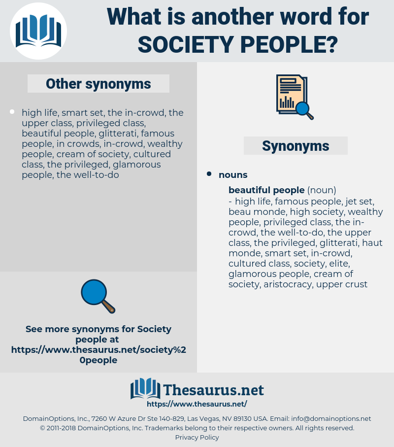 society people, synonym society people, another word for society people, words like society people, thesaurus society people