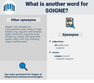 soigne, synonym soigne, another word for soigne, words like soigne, thesaurus soigne