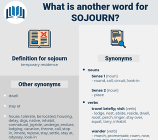 sojourn, synonym sojourn, another word for sojourn, words like sojourn, thesaurus sojourn