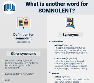 somnolent, synonym somnolent, another word for somnolent, words like somnolent, thesaurus somnolent