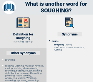 soughing, synonym soughing, another word for soughing, words like soughing, thesaurus soughing