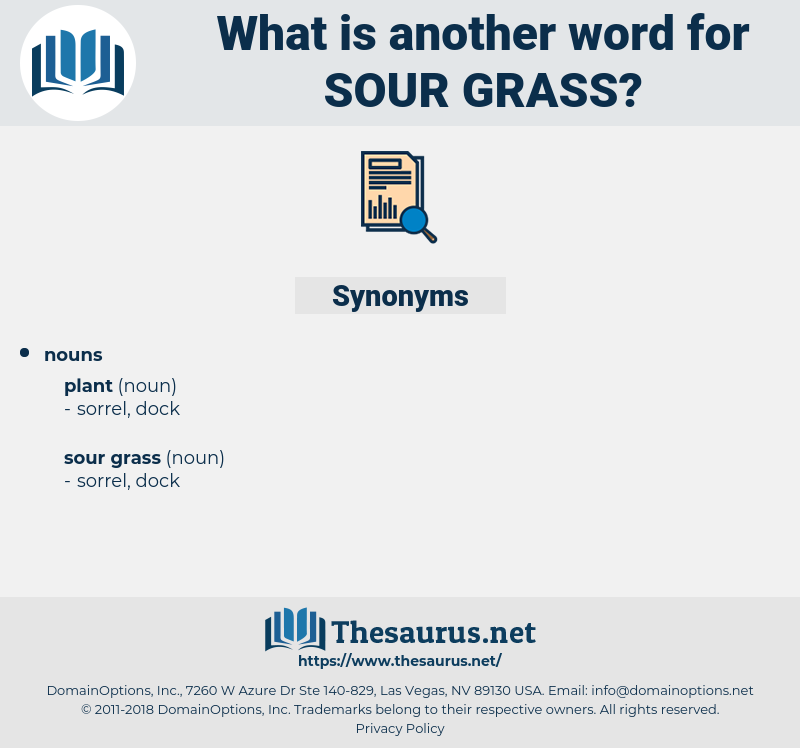sour grass, synonym sour grass, another word for sour grass, words like sour grass, thesaurus sour grass