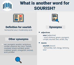 sourish, synonym sourish, another word for sourish, words like sourish, thesaurus sourish