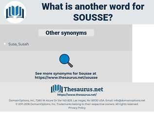 Sousse, synonym Sousse, another word for Sousse, words like Sousse, thesaurus Sousse