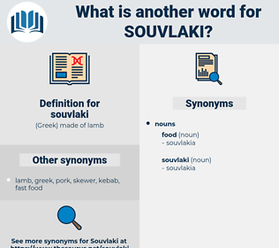 souvlaki, synonym souvlaki, another word for souvlaki, words like souvlaki, thesaurus souvlaki
