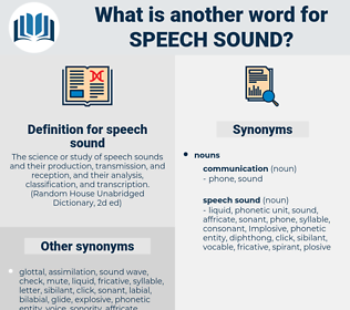 speech sound, synonym speech sound, another word for speech sound, words like speech sound, thesaurus speech sound