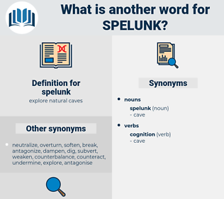 spelunk, synonym spelunk, another word for spelunk, words like spelunk, thesaurus spelunk
