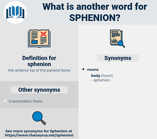 sphenion, synonym sphenion, another word for sphenion, words like sphenion, thesaurus sphenion