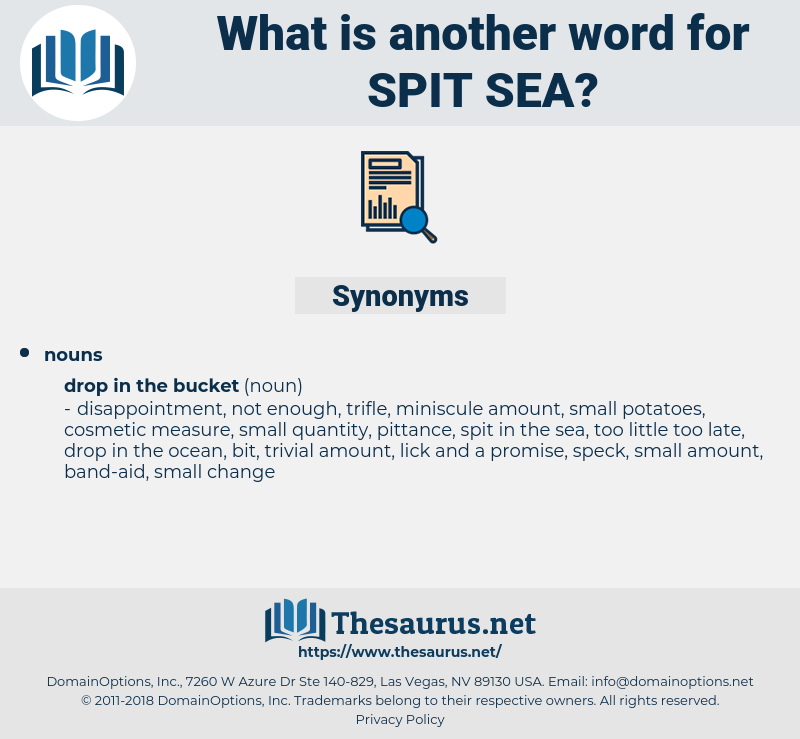 spit sea, synonym spit sea, another word for spit sea, words like spit sea, thesaurus spit sea