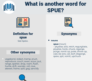 spue, synonym spue, another word for spue, words like spue, thesaurus spue