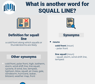 squall line, synonym squall line, another word for squall line, words like squall line, thesaurus squall line