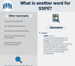 sspe, synonym sspe, another word for sspe, words like sspe, thesaurus sspe