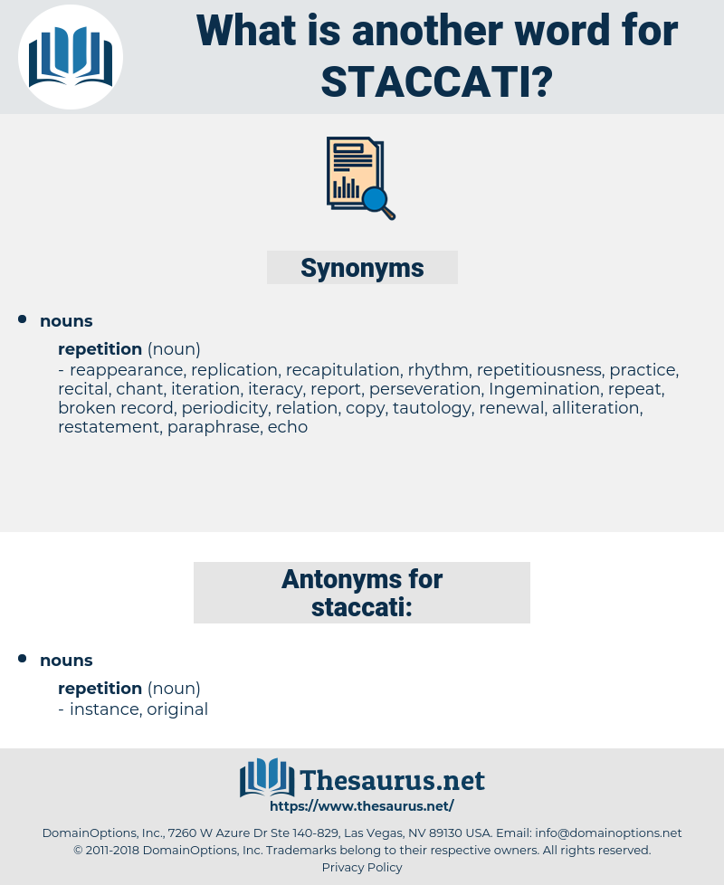 staccati, synonym staccati, another word for staccati, words like staccati, thesaurus staccati