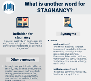 stagnancy, synonym stagnancy, another word for stagnancy, words like stagnancy, thesaurus stagnancy