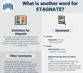 stagnate, synonym stagnate, another word for stagnate, words like stagnate, thesaurus stagnate