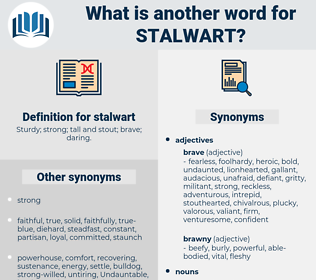 stalwart, synonym stalwart, another word for stalwart, words like stalwart, thesaurus stalwart