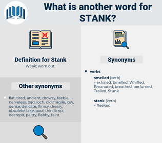 Stank, synonym Stank, another word for Stank, words like Stank, thesaurus Stank