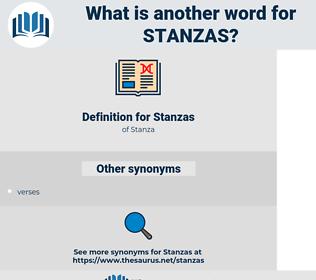 Stanzas, synonym Stanzas, another word for Stanzas, words like Stanzas, thesaurus Stanzas