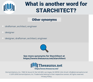starchitect, synonym starchitect, another word for starchitect, words like starchitect, thesaurus starchitect