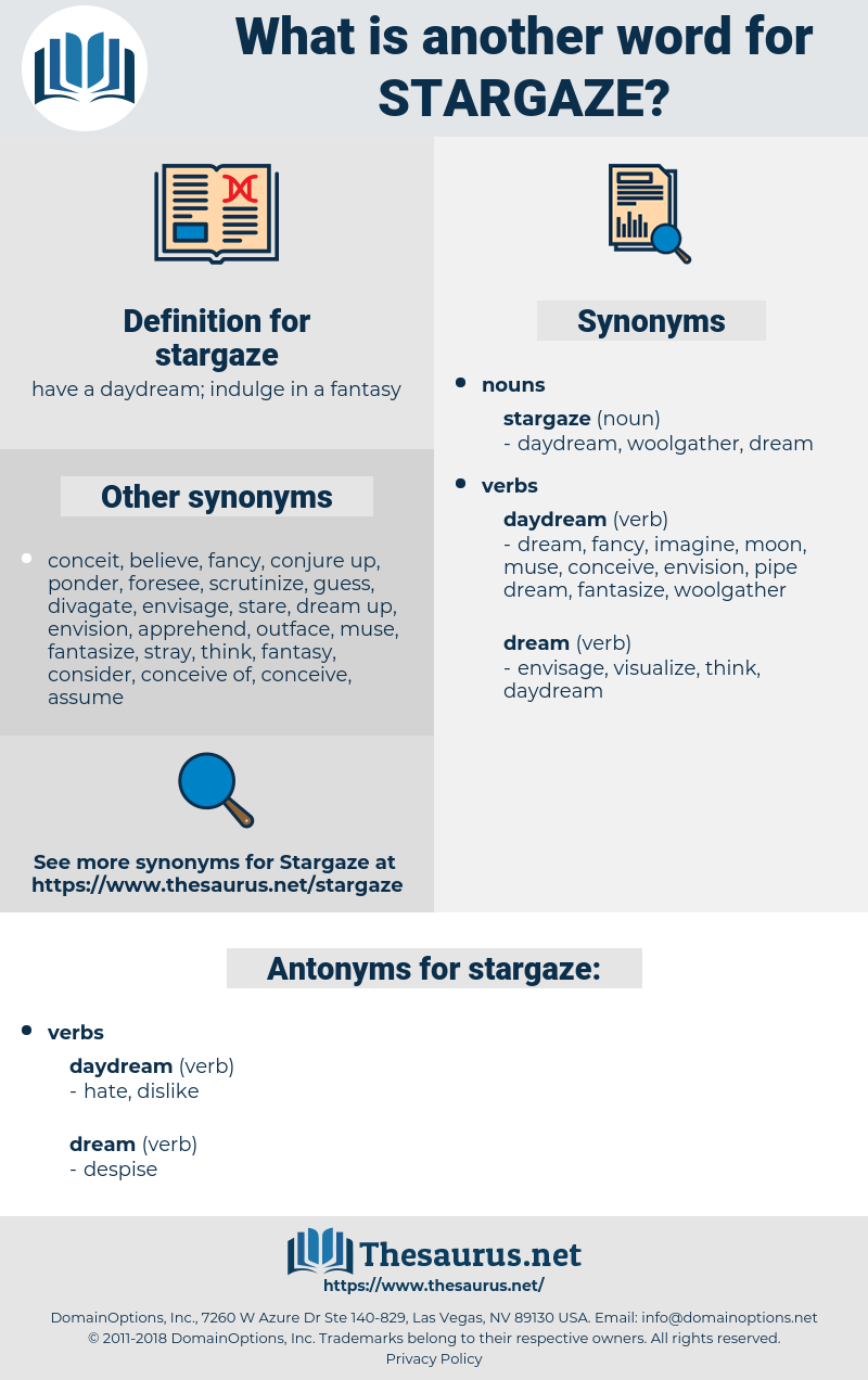 stargaze, synonym stargaze, another word for stargaze, words like stargaze, thesaurus stargaze