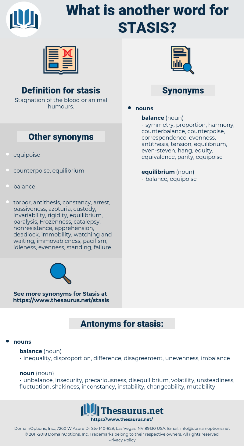 stasis, synonym stasis, another word for stasis, words like stasis, thesaurus stasis