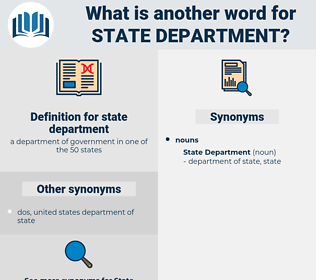 state department, synonym state department, another word for state department, words like state department, thesaurus state department