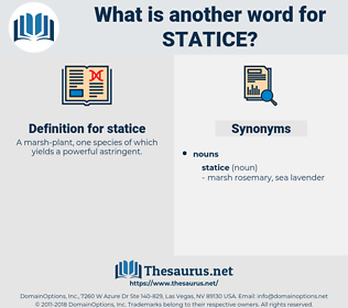 statice, synonym statice, another word for statice, words like statice, thesaurus statice
