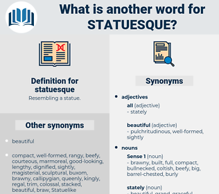 statuesque, synonym statuesque, another word for statuesque, words like statuesque, thesaurus statuesque