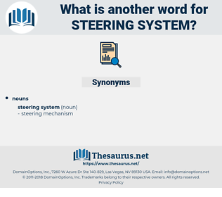 steering system, synonym steering system, another word for steering system, words like steering system, thesaurus steering system
